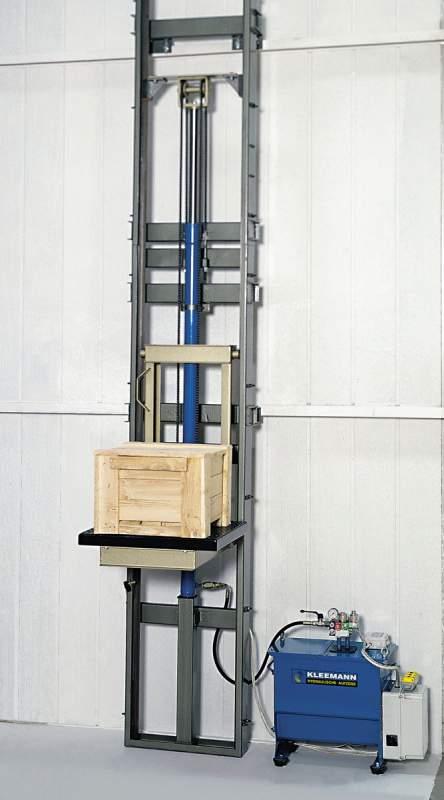 Лифты типу компактные