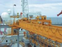 Купить Краны мостовые для морских судов двухбалочные опорные - грузоподъемность до 160.000 кг. с шириной пролета до 42 м, высотой подъёма до 72м, пр-во STAHLCraneSystems (Германия)