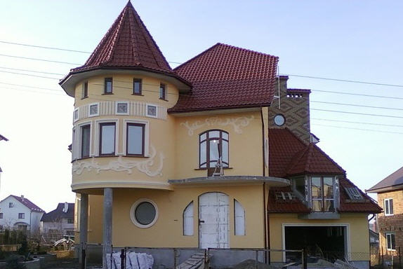 Купить Дома кирпичные жилые, строительство домов