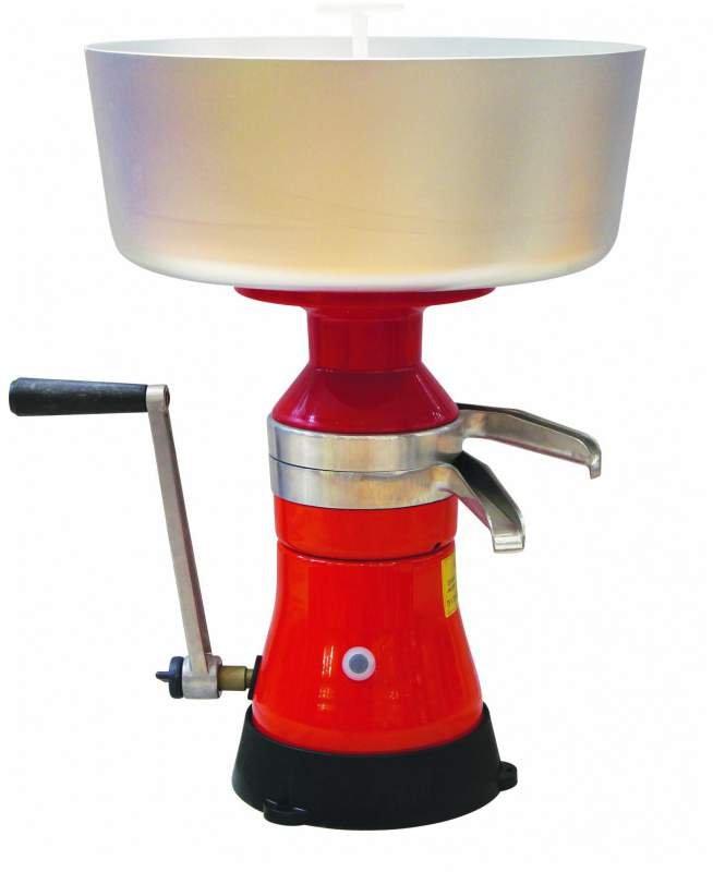 Сепаратор молочный ручной Мотор Сич 100Р-09, ручной