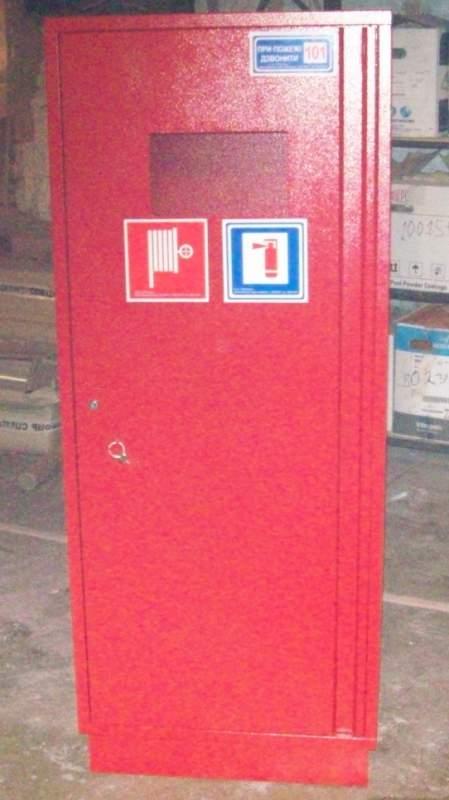 Купить Шкафы пожарные приставной