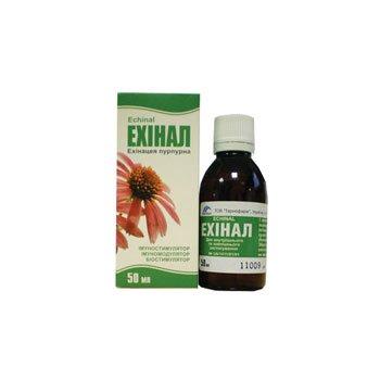 Иммуномодулятор растительного происхождения - Эхинал.