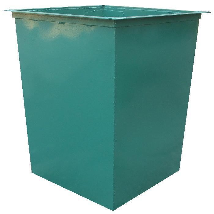 Containers for collection of wastes