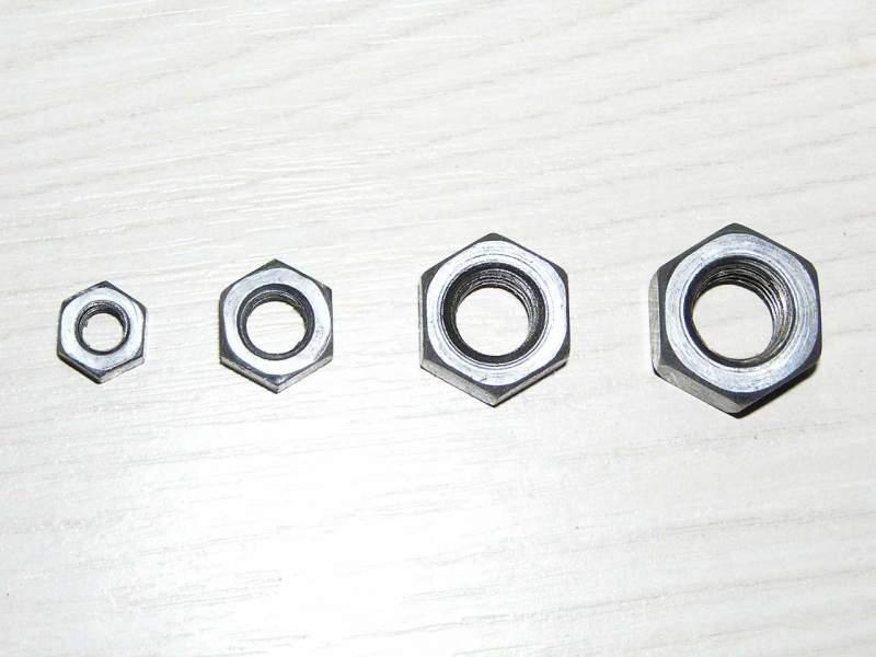 Гайки высокопрочные шестигранные