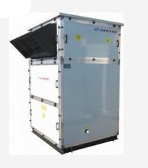 Купить Крышные воздушно-нагревательные агрегаты DAWG / PAWG