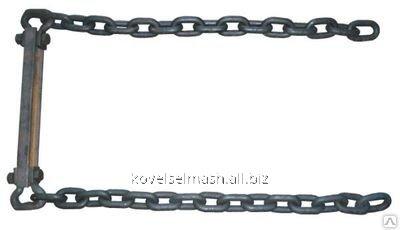 Поворотная цепь на конвейер бампера на транспортер т4