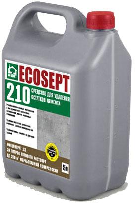 Купить Средство защитное для камня Ecosept – 210