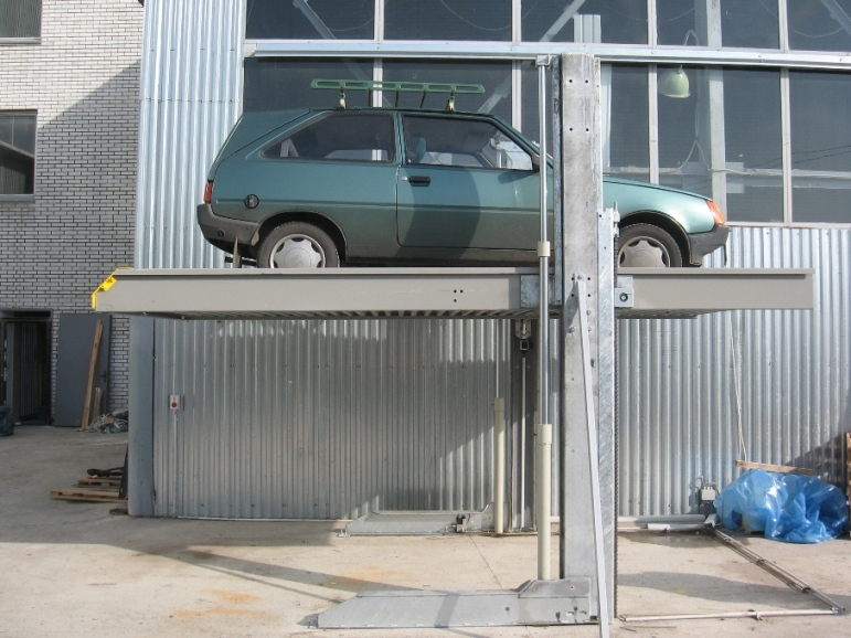 Buy Parking on 2 WOHR cars (Germany)