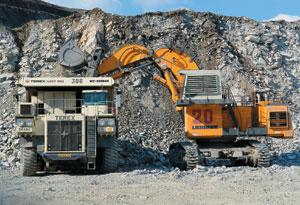 Купить Запчасти для горнодобывающей техники