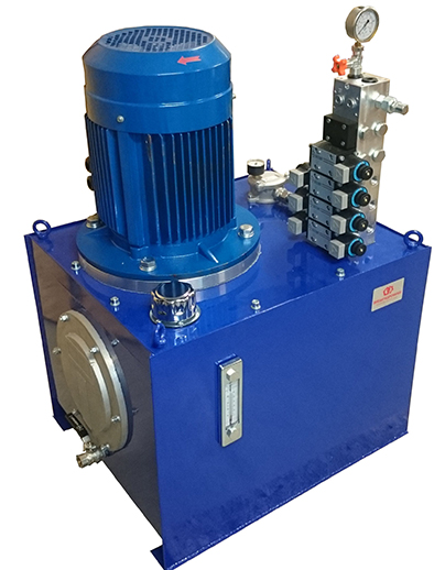 Hydraulic pump stations in wide assortment according to the specification of the Customer. Assembly is carried out from import accessories. Industrial, mobile and industrial hydraulics.