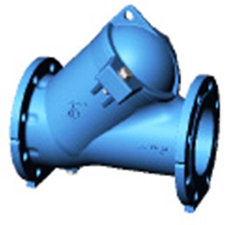 Клапан обратный шаровой фланцевый Ду100 Ру10