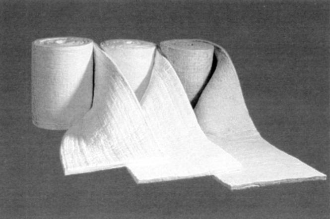 Огнеупорные маты из керамического волокна Cerachem Blanket