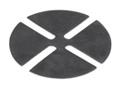 Прокладка резиновая для террасных опор E20