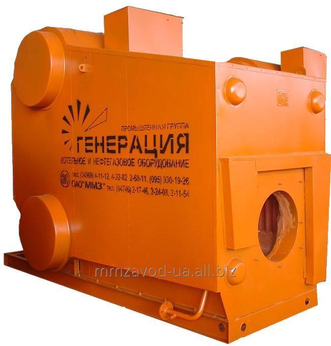 Паровой котел Е-1,0-0,9Г-3 (топливо - газ