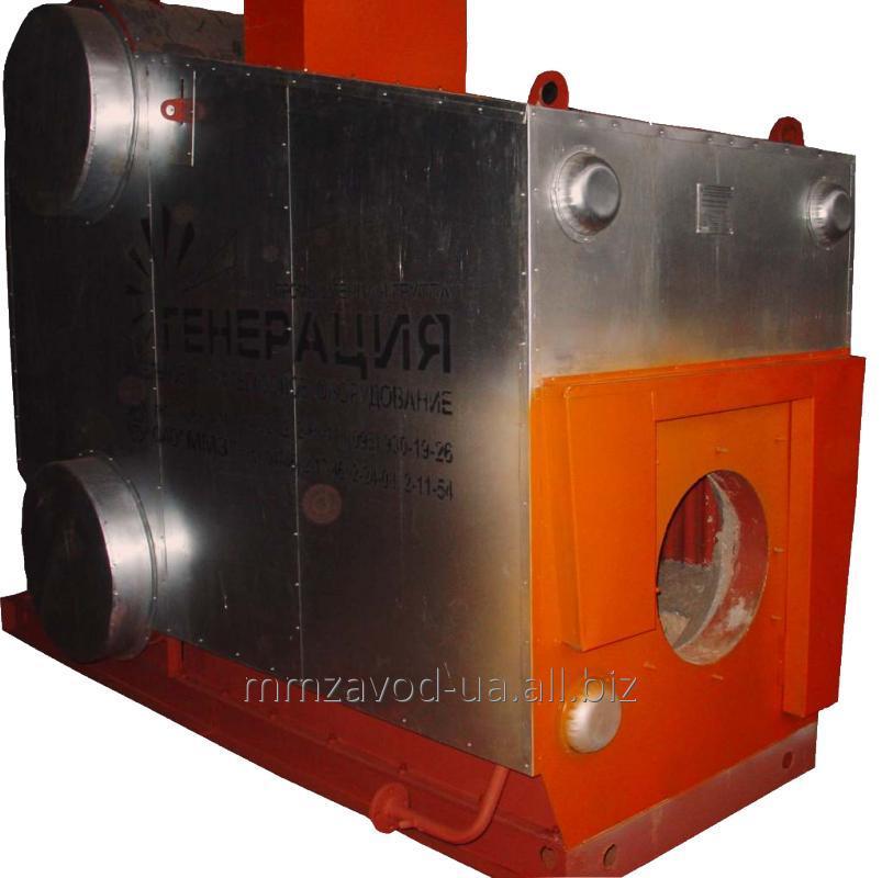 Паровой котел Е-1,0-0,9М-3 (мазут, печное топливо, дизель)