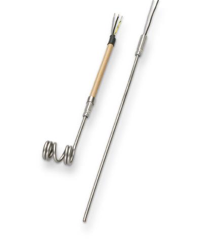 Спиральный нагреватель WRP hotspring® круглого сечения диаметр 3,0 мм, 390 Вт, керамическая заливка