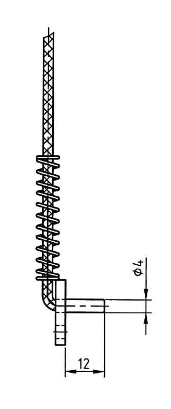 Термопара T 10
