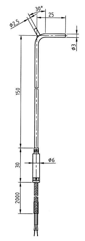 Термопара T 07