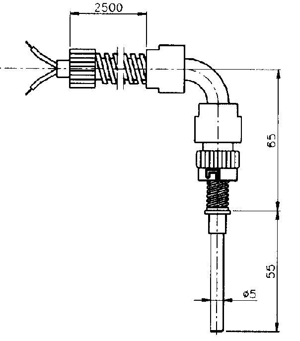 Термопара T 03