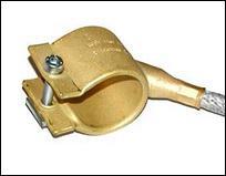 Хомутовый нагреватель тип DG, ⌀ 30x35 мм, 145 Вт, 230 В, выводы 1000 мм