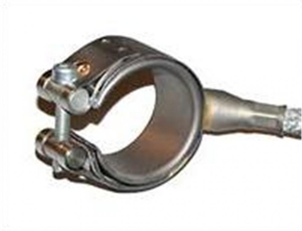 Хомутовый нагреватель тип DGS 17, ⌀ 30x25 мм, 130 Вт, 230 В, выводы 1000 мм