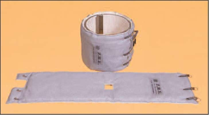 Теплоизоляционный матрас Z.66 (ISOCOAT)