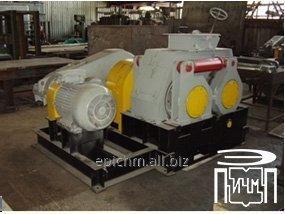 Пресс для брикетирования отходов металлургической и угольной промышленности конструкции ИЧМ