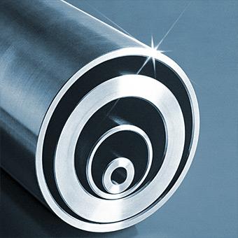 Трубы (для изготовления гидроцилиндров, гильз гидроцилиндров) бесшовные или сварные, холодно-тянутые или гарячекатаные, хонингованные, полированные роликами или обработанные в соответствии с ISO H8, ISO H9 или ISO H10.