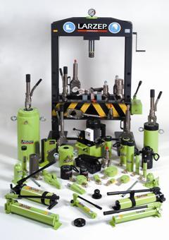 Гидродомкраты, гидродомкраты телескопические, домкраты, домкраты гидравлические, домкраты с ручным приводом гидравлические, гидродомкраты 700 bar. Производства Larzep, Enerpac, Europress, Power team.