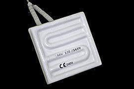 Инфракрасный нагреватель плоский квадратный Q.F.E. 60x60mm
