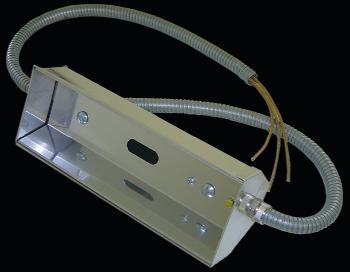 Отражатели и проекторы для инфракрасных излучателей P.A.S. 94x76x258mm