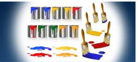 Продукция лакокрасочная.    Продажа антикоррозионных покрытий для защиты металлоконструкций, строительные краски для фасадов и интерьеров