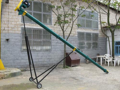 Зернопогрузчик шнековый