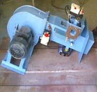 Блочные горелки с автоматикой мощность 1,5 МВт