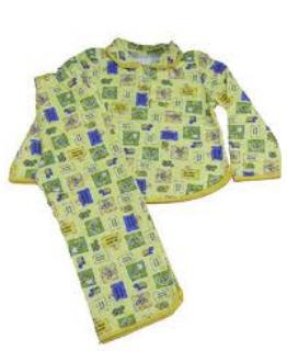Белье детское. Пижама для девочек.