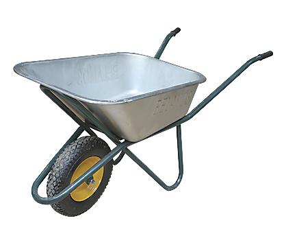 Строительная тележка представляет собой конструкцию, выполненную из металла, на колесах, которые обеспечивают...