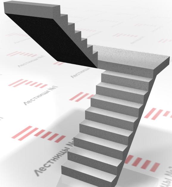 Лестницы и площадки железобетонные (ЖБИ)