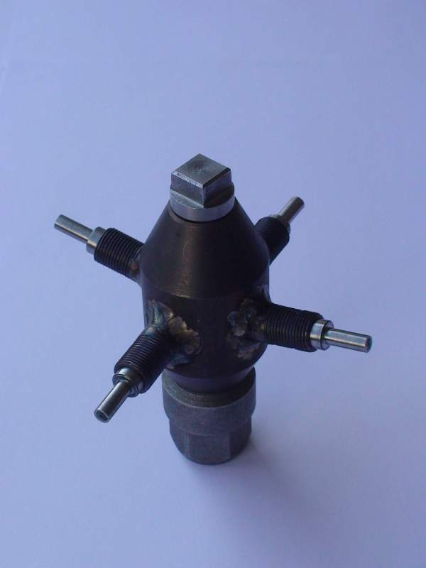 Купить Форсунки роторные для внутренней очистки труб