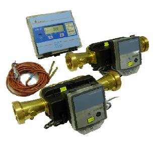 Купить Счетчик тепла с ультразвуковым расходомером Суперком-01-1-SKS-3.