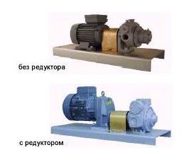 Насосный агрегат, для режима свободного доступа продукта (Агрегаты насосные)