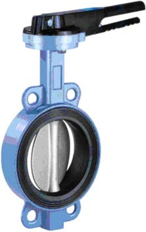 Затвор межфланцевый поворотный 20W92E TTV Ду250 Ру10