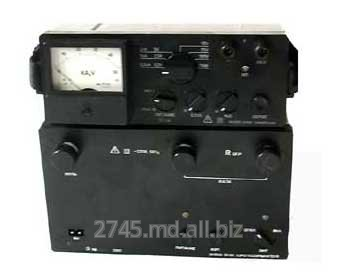 Buy Measuring instrument of tension of a touch and short-circuit current of EK 0200