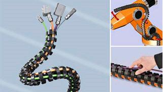 Кабелеукладчики 3D-LINE Kabelschlepp