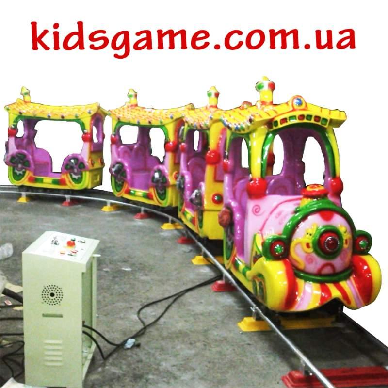 Дитячий паровоз 77403f9455492