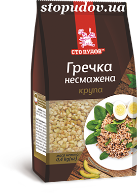 Buy Buckwheat unroasted, 0.4 kg