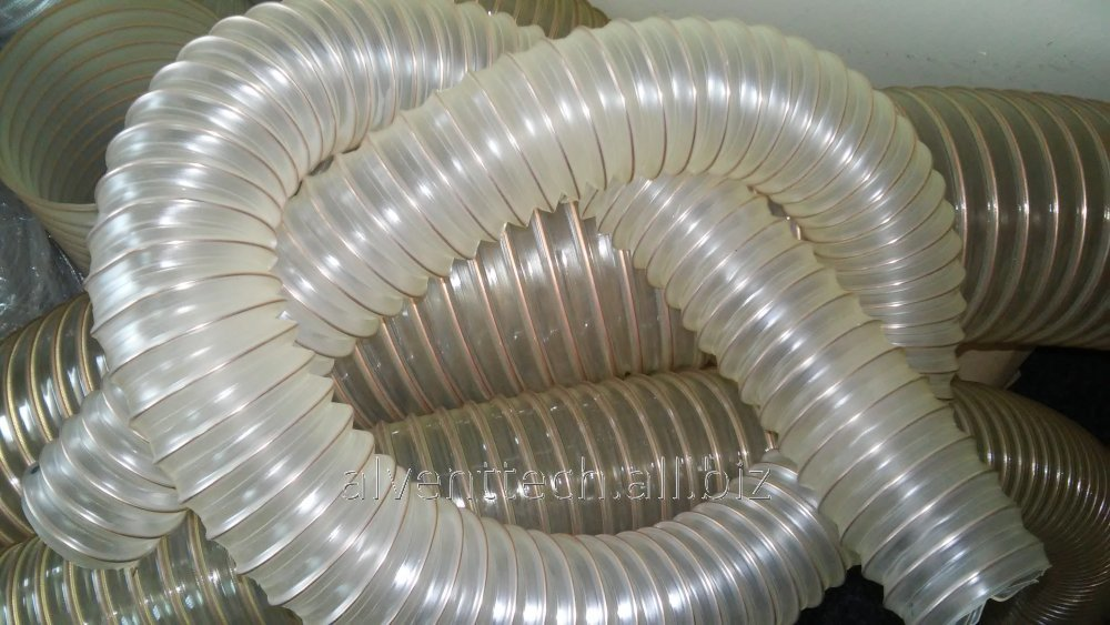 Шланги полиуретановые PU 50*0,5 мм