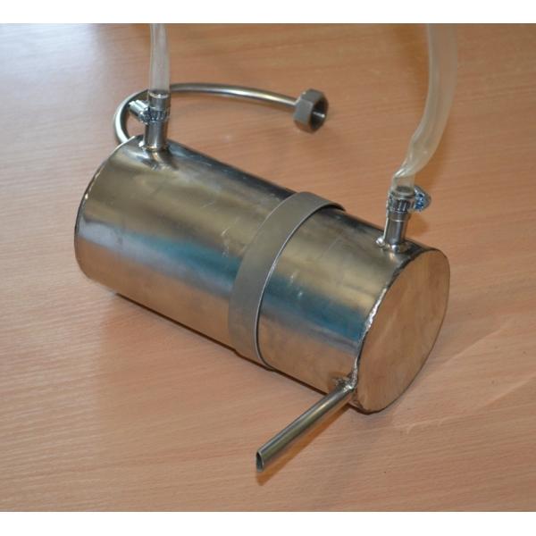 Холодильник самогонном аппарате домашнею мини пивоварню