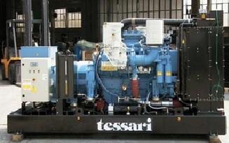 Diesel TESSARI PPW generators