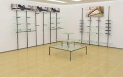 Купить Стеллажи и секции для обуви