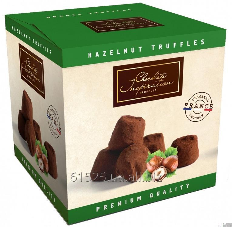 Купить Шоколадные трюфели Chocolate Inspiration